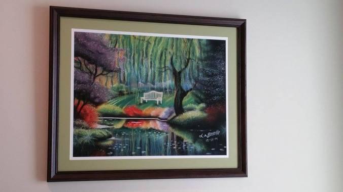 Azhrin Bacalla Artwork Sale via Blogging at Jenny's Serendipity