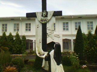 Naga Carmelite Monastery | Jenny's Serendipity Art Blog