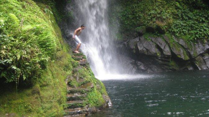 Cam Sur Mt Isarog Malabsay Falls