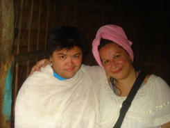 Atulayan with my neice