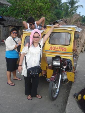 Leaving Atulayan