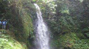 Malabsay Falls in Mt Isarog