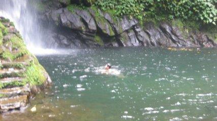Mt Isarog Cam Sur Malabsay Falls