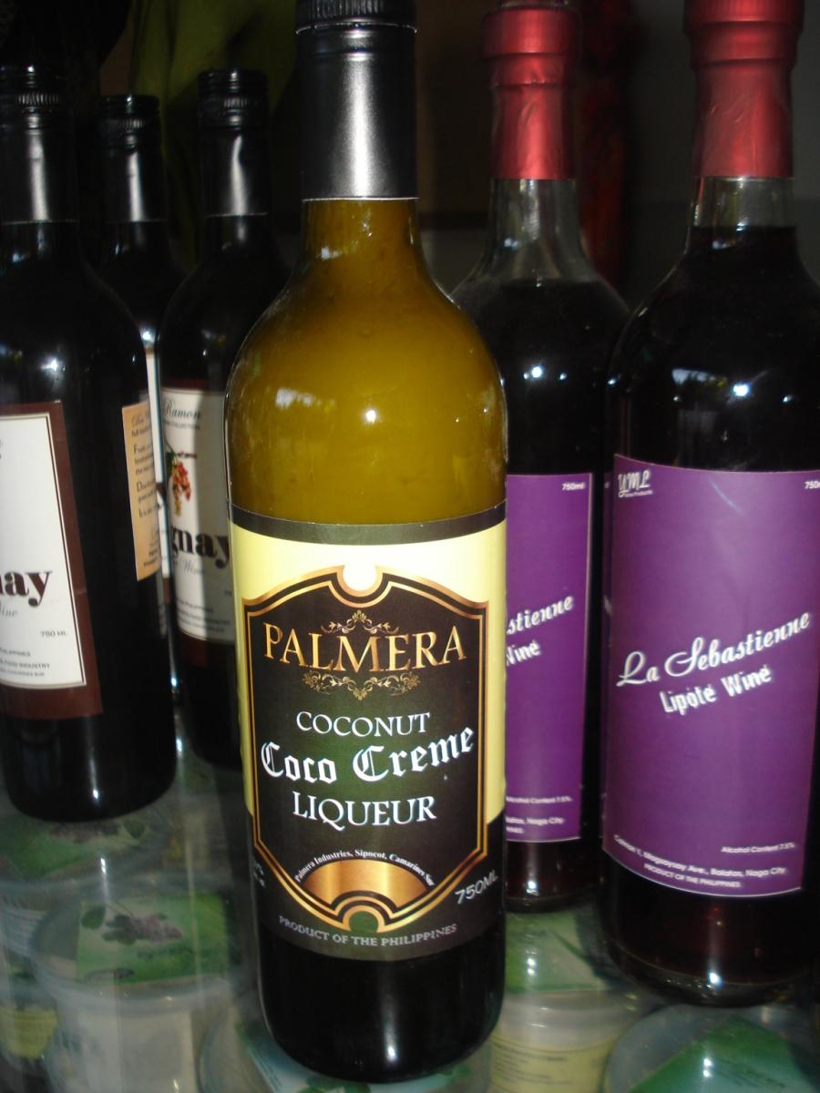 Palmera Coco Crème Liqueur