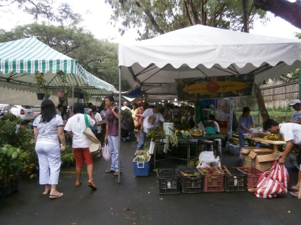 Alabang Saturday Farmers Farmet