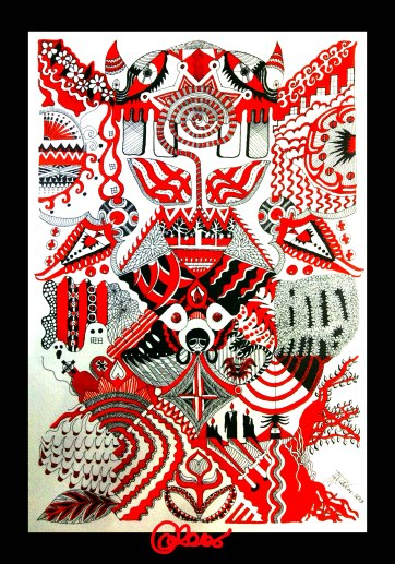Millet Galeos, Galeos, Soelag, Art, Artist, Painter, Filipino Artist, Filipino Painter, Abstract, Abstract Artist, Art for Sale, Selling Art, Acrylic, Watercolor, Aquarelle, Drawing, Illustrations, Illustrator, Graphic Design, Painting, For Sale, Color, Black and White, Modern, Modern Art, New Art, Love Art, Gallery Art, Art Work, Philippines, Contemporary, Abstract Depictions, Intricate, Comic, Pop Art, Psychedelic, Biological and Natural Patterns, Hidden Messages, Puzzle Art, Sex in Art, Epilepsy Art, Extreme Moods, Meticulous, Whimsy, Doodles, Doodle Art, Ink, Pen, Kinky Art, Apoplexie Art, Tagaytay Art, GS Tagaytay, Pen Works