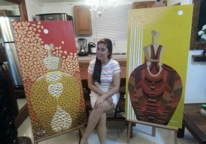 Artist, Art, Visual Artist, Featured Artist, Pinay, Filipina, Pinay Artist, Filipina Artist, Reflections, Artist Reflections, Artworks, Educator, Teacher Artist, Philippines, Karen De Pano Picadizo, Art Profile, Modernist, Upcoming Artist
