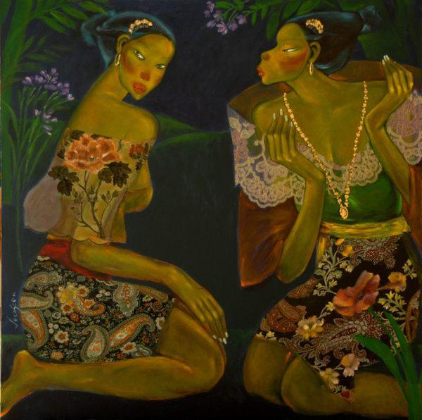 Lydia Velasco, Art, Artist, Visual Artist, Painter, Pinay Artist, Filipina Artist, Filipina, Pinay, Women Empowerment, Feminism in Art, Modern Art, Essence of Women in Art, Philippines