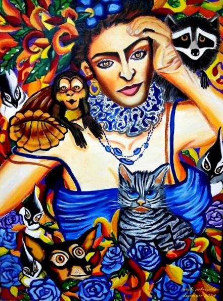 Heidi Rodriguez, Art, Artist, Art Profile, Art For Salse, Pinay Artist, Filipina Artist, Reflections, Artist Reflections, Whimsical Art, Tribal Art, Cross-Cultural Art, Fantastical Art, Tam Awan Artist, Baguio Artist, Painter, Modern Art, Modernist, Philippines