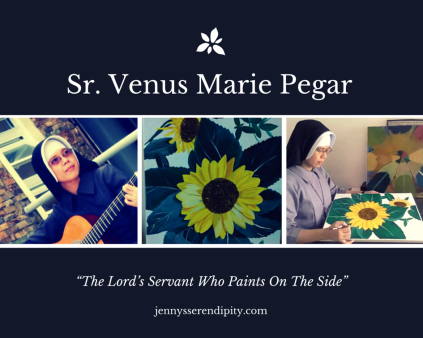 Art, Art for Sale, Art Profile, Artist, Artist Confessions, Artist Insights, Artist Journey, Artist Profile, Artist Reflections, Featured Artist, Filipina Artist, Sr. Venus Marie S. Pegar, Philippines, Pinay Artist, Filipina Artist, Reflections, Nun Artist, Nun Paintings