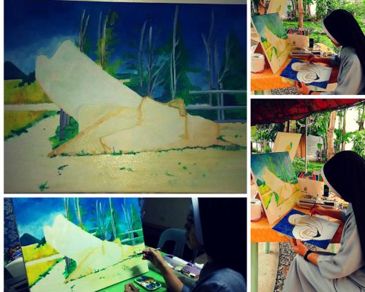 Art, Art for Sale, Art Profile, Artist, Artist Confessions, Artist Insights, Artist Journey, Artist Profile, Artist Reflections, Featured Artist, Filipina Artist, Sr. Venus Marie S. Pegar, Philippines, Pinay Artist, Filipina Artist, Reflections, Nun Artist, Nun Paintings