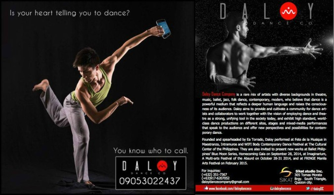 Daloy Dance Company, Kimnetix Network, KN, AFKN, Artist Friends of Kimnetix Networx, Kim Marcelo, Art, Art Community, Art Group, Visual Arts, Visual Arts Group, Visual Arts Community, Creative Community, Creative Network, Art Network, Artist Platform, Filipino Arts, Filipino Visual Arts, Filipino Creative Arts Network