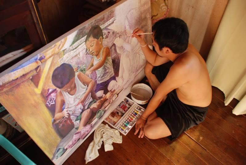 EMallari Watercolours