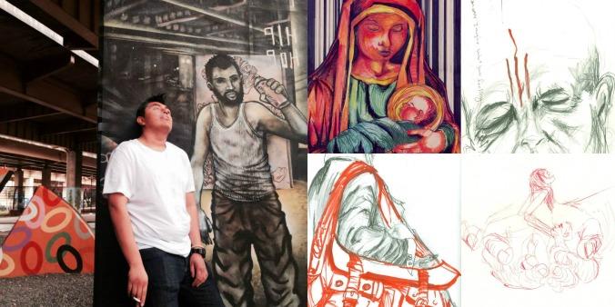 Art, Artist, Art Feature, Art Profile, Artist Interview, Felix Reyes