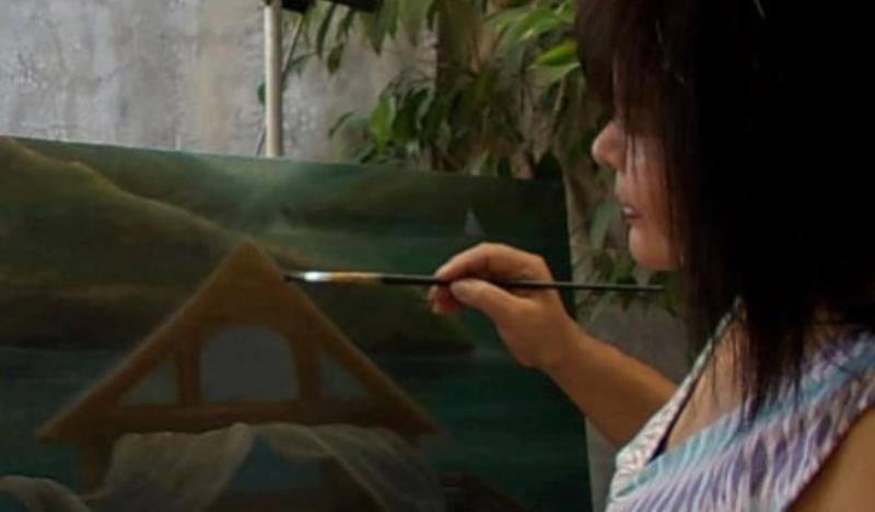 Art, Art Feature, Art Journey, Art Profile, Artist Reflections, Artist Confessions, Flerrie Valiente-Vicencio, Flerrie Vicencio, Art Heals, Painters Reflection, Philippines