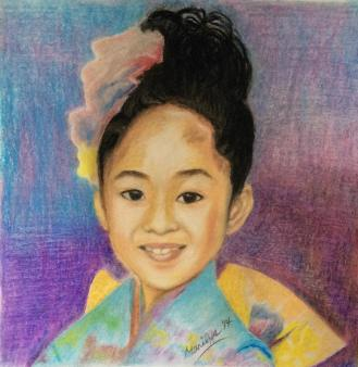 Art, Art for Sale, Art Profile, Artist, Artist Confessions, Artist Insights, Artist Journey, Artist Profile, Artist Reflections, Featured Artist, Filipina Artist, Marilyn Santos-De Lima, Philippines, Pinay Artist, Reflections