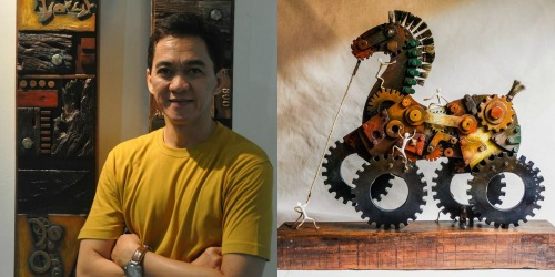 Q&A Omi M. Reyes: The Modern Realist Who's Painted For The Sultan of Brunei