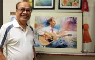 Art, Artist, Artist Feature, Filipino Art, Filipino Artist, Master Artist, Modern Art, Philippines, Boi Sibug, BOI Sibug ART, Master Bienvenido Sibug, Bienvenido Sibug