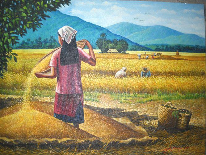 Joel Masaya, Filipino Artist, Filipinism, Art, Artist Profile, Art Feature, Rural Art, Philippines