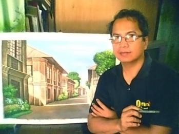 Joel Masaya, Filipino Artist, Filipinism, Art, Artist Profile, Art Feature, Rural Art, Philippines