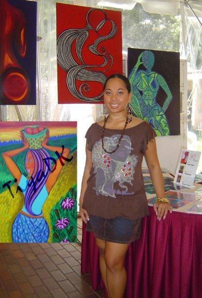 "Marilyn ""Tiya DK"" Kirby, Tiya DK, Tiya, Art, Art Journey, Artist Reflections, Artist Comeback, Filipina Artist, Fil-Am Artist, Pinay Artist, Philippines"