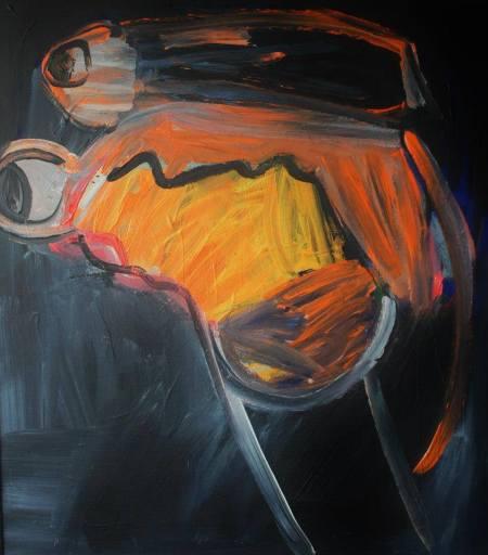 Art, Artist, Wilfredo Olamit, Wilfredo Zambrano Olamit, Filipino Poet, Poetry, Poem, Mieke Pijnenburg, Painter, Netherlands, Philippines, The Journey of the Seventh Son, Artist Galore, Artistry of Mieke Pijnenburg