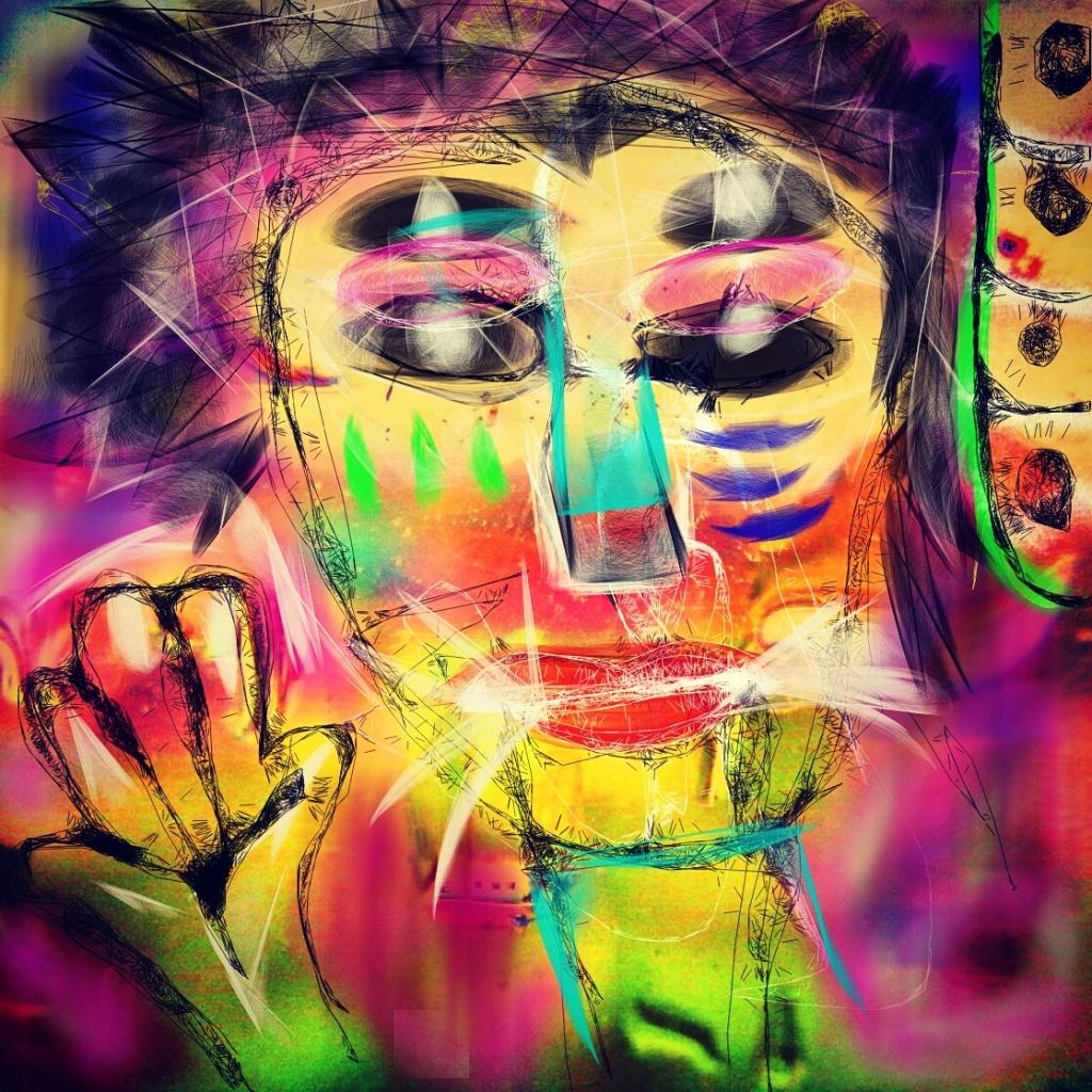 Visual Arts Drawing: Jay Mar Valdoria Of Lopez, Quezon