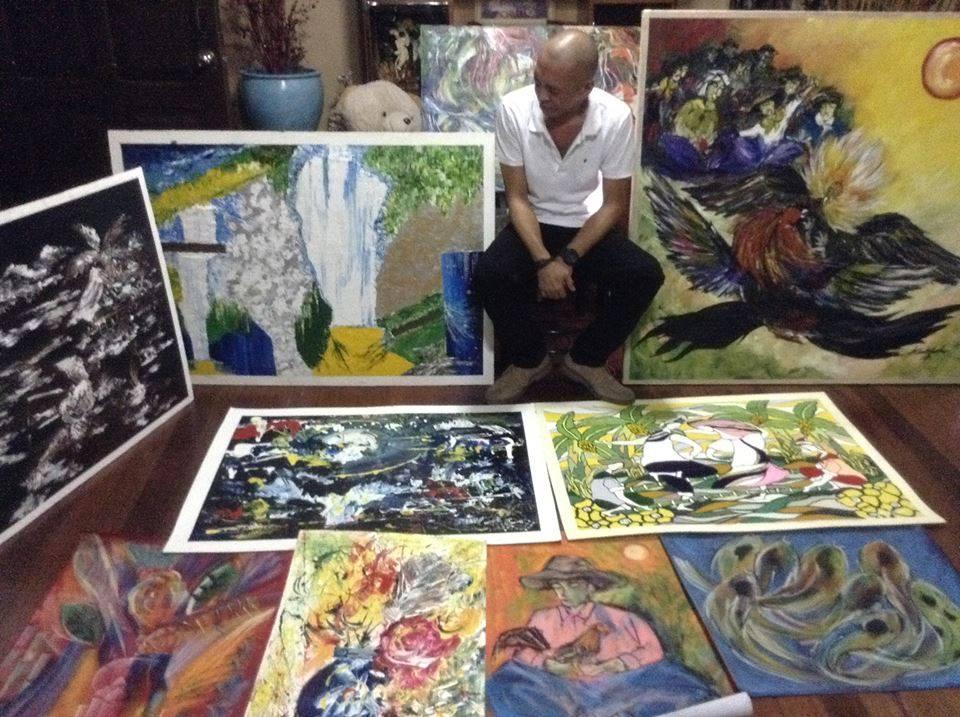 Art, Filipino Artist, Visual Artist, Visual Arts, Artist, Alfredo Cacnio Siochi, Art Ph, Art Philippines, Philippines, Artist for a Cause