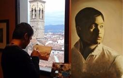 Dandy Robosa, Classical Art, Contemporary Art, Filipino Artist, Art, Florence, Philippines