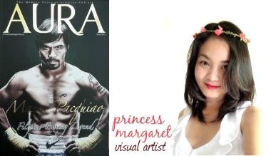 Art, Art Feature, Art Profile, Aura Magazine, Print Art Feature, UK, Philippines, United Kingdom, Filipina Artist, Princess Margaret, Princess Margaret Fuentes, Arventure Academy of Art, Arventure