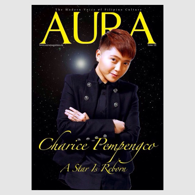 ISSUE 3 OUT NOW **Charice Pempengco** http://issuu.com/auramagazine6/docs/aura_issue_3_june_2015 SUBSCRIBE TODAY & NEVER MISS OUT!