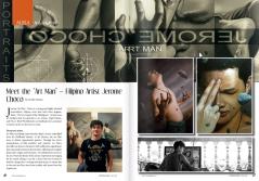 Jerome Choco, Art, Filipino Artist, Aura Magazine, Philippines, UK