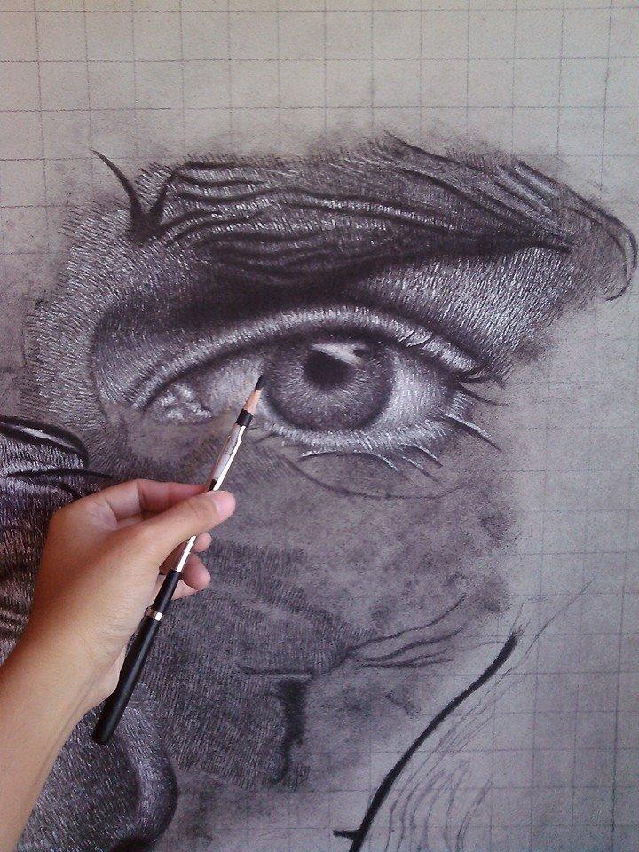 Keshia Arnaiz Timbang, Keshia Timabang, Filipino Artist, Art, Realism, Realistic, Hyperrealism, Hyperrealism Artist, Realist, Art PH, Philippine Art, Realist Painter, Filipino Art, Artworks, Hyper-Realistic, Philippines, Graphite, Pencil, Contemporary Realism, Drawing, Contemporary Art, Illustration, Fine Art, Perseverance, Pencil Drawing, Pencil Art, WIP, Work in Progress from Start to Finish