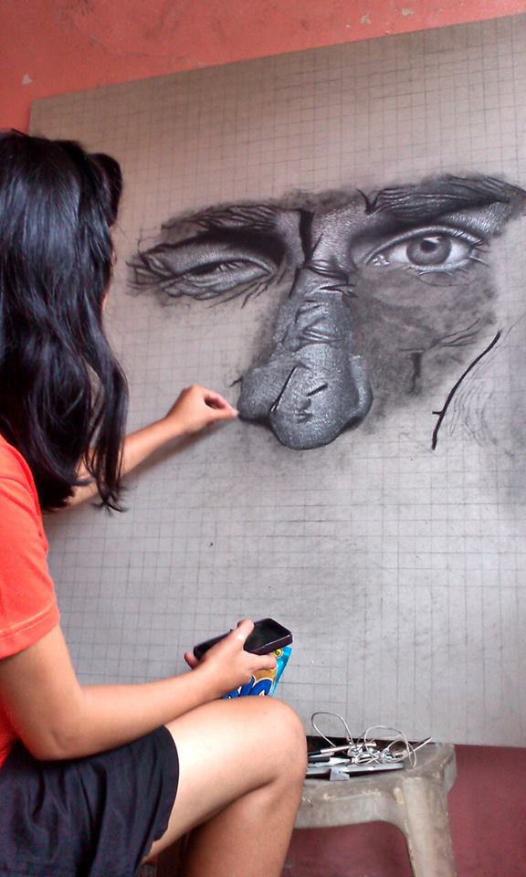 Keshia Arnaiz Timbang, Keshia Timabang, Filipino Artist, Art, Realism, Realistic, Hyperrealism, Hyperrealism Artist, Realist, Art PH, Philippine Art, Realist Painter, Filipino Art, Artworks, Hyper-Realistic, Philippines, Graphite, Pencil, Contemporary Realism, Drawing, Contemporary Art, Illustration, Fine Art, Perseverance, Pencil Drawing, Pencil Art, WIP, Work in Progress from Start to Finish