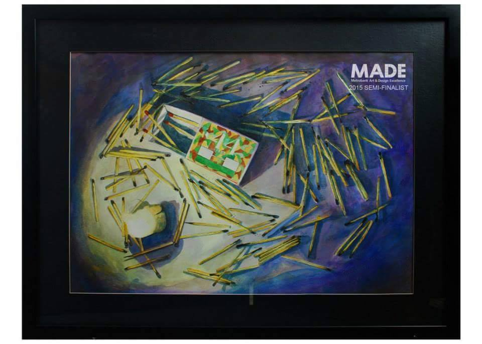 Abstract Art Competitions 2015