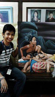 Kevin Villar Cubinar, Kevin Cubinar, Black Art, Visual Arts, Visual Artist, Realism, Abstract, Contemporary Art, Modern Art, Art, Artist, Painter, Painting, Filipino Art, Filipino Artist, ArtPH, Philippine Art, Philippines, Painting, Portrait Artist, Mural, Mural Artist, Social Art, Empowered Art, Empowerment , Social Artist