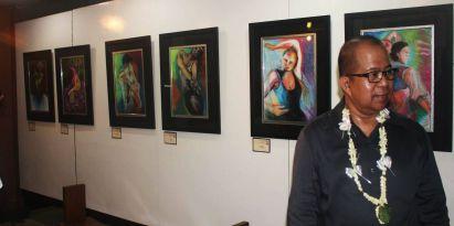 Dr. Elden Lumaniog, Elden Lumaniog, Filipino Artist, Art, Artist, Painter, Visual Artist, Filipino Visual Artist, Filipino Painter, Contemporary Art, Contemporary Filipino Art, Philippines, ArtPH