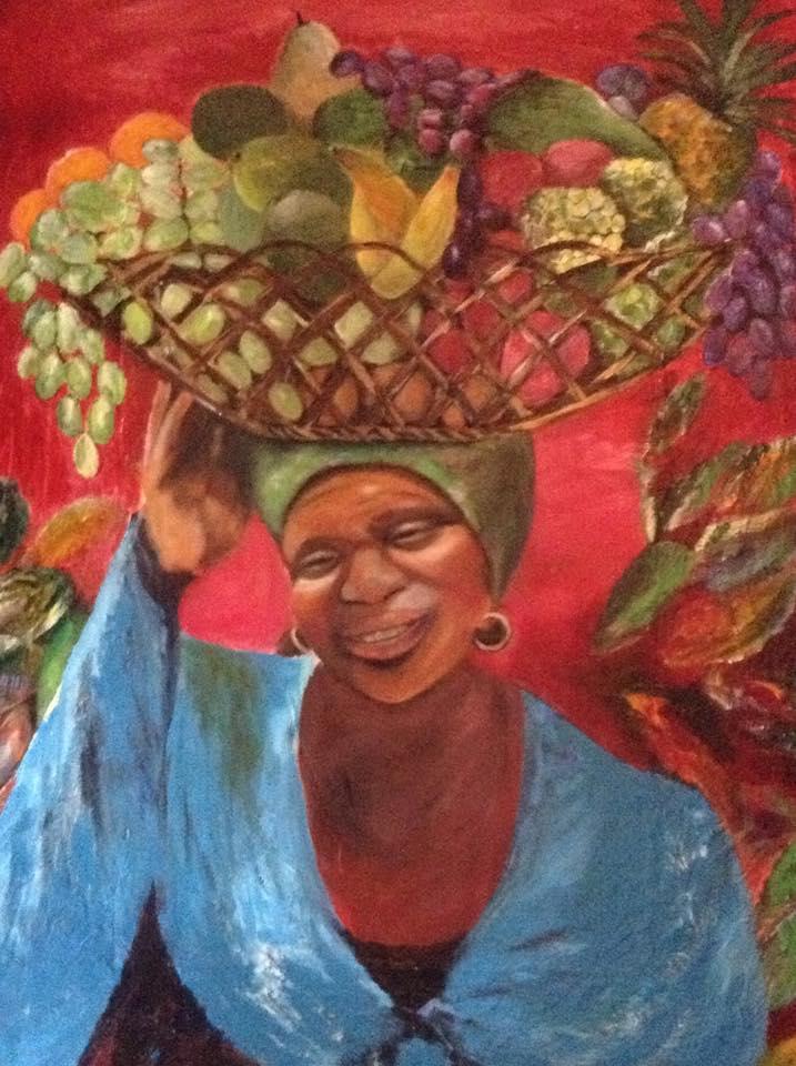 Dr  Elden Lumaniog: The Colors of His Life | Jenny's Serendipity Art