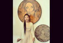 Iya Consorio-Barrioquinto, Iya Consorio, Psychic Chasms, Art, Artwork, Artist Feature, Visual Artist, Visual Arts, Filipina Artist, Eyes, Dolls, Doll Art, Art Doll, Doll Face, Doll Parts,Doll Paintings, Contemporary Art, Pop Art, Pop Surrealism, Surrealism, Surrealistic, ArtPh, Philippines Art, Eclectic Art, Sublime Art, Dark Art, Dark Pop Surrealism, Dark Beauty, Paintings, Oil on Canvas, Oil Paintings, Graphite, Fantasy Art, Lowbrow, Illustration, Third Eye, Mystic Art, Creepy Cute, Finearts, Sculptures