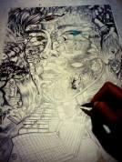 Marc John F. Israel, Marc John Israel, Blueprince312, Blueprince Arts, Blue Prince's Art, Art, Art Profile, Filipino Artist, Crayola, Crayons, Crayola Crayon, Crayola Crayon Portrait, Crayola Crayon on Paper, The Crayon Artist, Crayons for Art, Crayon Masterpieces, Crayon Art, Crayon Finer Art, Advanced Crayon Art, Drawing with Crayons, Water Color, Color Pencil, Wax Crayon, Ball Pen, Drawings, Freelance Artist, Altered Art, Realistic Arts, World of Pencils, Artist Features, ArtPH, Sick Drawings, Imagination Arts, Realism