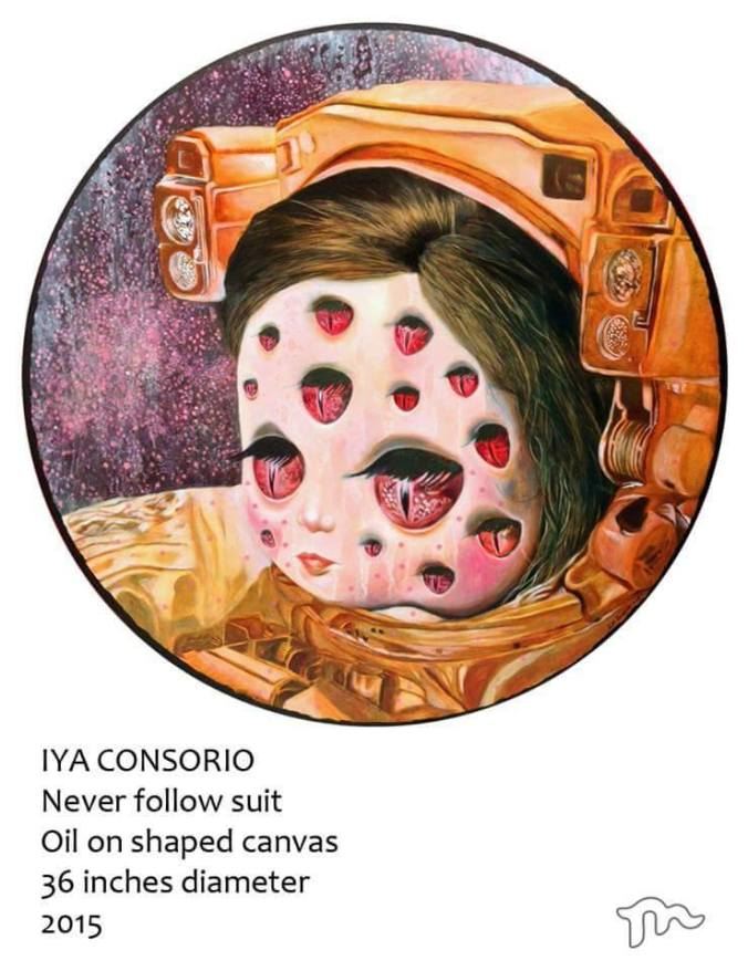 Iya Consorio-Barrioquinto, Iya Consorio, Psychic Chasms, Art, Artwork, Artist Feature, Visual Artist, Visual Arts, Filipina Artist, Eyes, Dolls, Doll Art, Art Doll, Doll Face, Doll Parts,Doll Paintings, Contemporary Art, Pop Art, Pop Surrealism, Surrealism, Surrealistic, ArtPh, Philippines Art, Eclectic Art, Sublime Art, Dark Art, Dark Pop Surrealism, Dark Beauty, Paintings, Oil on Canvas, Oil Paintings, Graphite, Fantasy Art, Lowbrow, Illustration, Third Eye, Mystic Art, Creepy Cute, Finearts, Sculptures