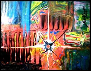 Art, Artist, Artworks, Edwin Dinapo, Edwin Buboy Dinapo, Buboy Dinapo, Visual Artist, Painter, Painting, ArtPH, Art Profile, Art Feature, Filipino Artist, Filipino Painter, Contemporary Art, Abstract, Abstract Paintings, Acrylic, Acrylic on Canvas, Abstract Art, Abstract Artist, Paintings, Abstract Series