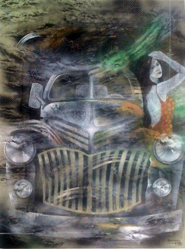 #BenCruz: Multi-Awarded #FilipinoArtist #VisualArtist #Art #ArtPH #ContemporaryArts www.jennysserendipity.com