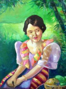 Meet #SkyDeLeon #ChildProdigy #Painter www.jennysserendipity.com #VisualArtist #FilipinoArtist #Art #ArtPH #ContemporaryArts #Impressionism #Realism