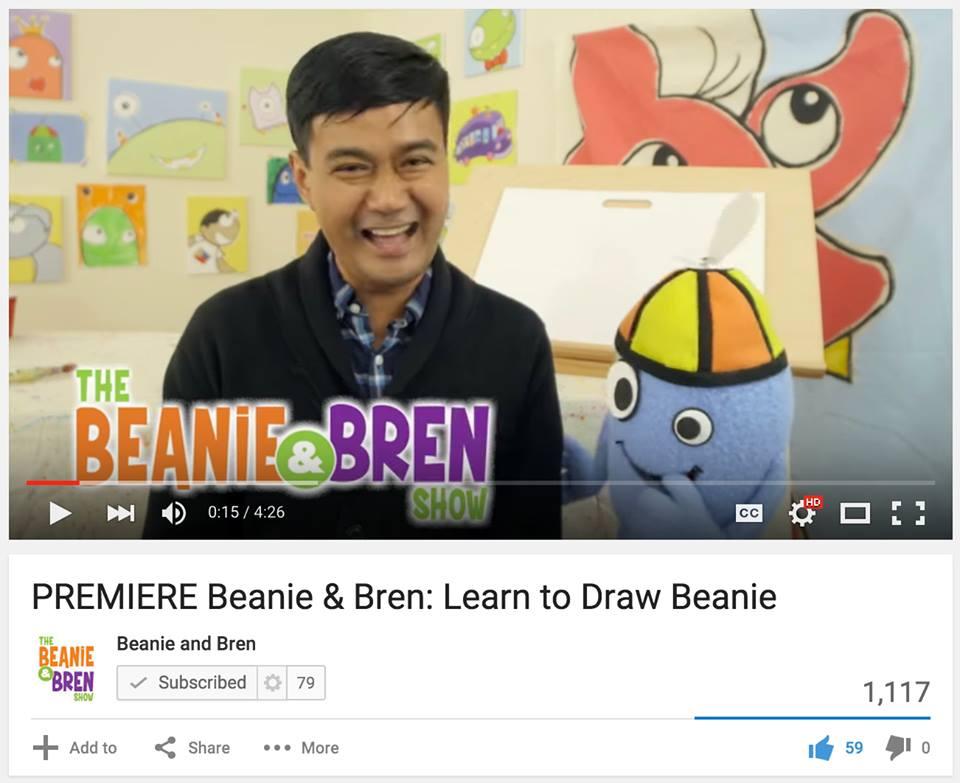 The Beanie and Bren Show — Join best buddies, #BeanieandBren, for weekly #creative #adventures of #art, #crafts, #friendship and #fun. www.beanieandbren.com
