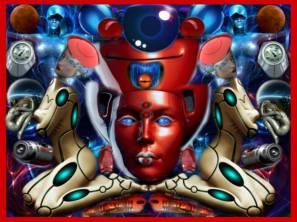 #RicaBarba's #CyborgArt #Cyborgs #Biomechanical #3D #Cyber #Digital #Art #FantasyArt #Algorithm #Narrative #Fractal #Vector #Surreal #Androids #Robots #Aliens #Creatures #Steampunk #Futuristic www.jennysserendipity.com