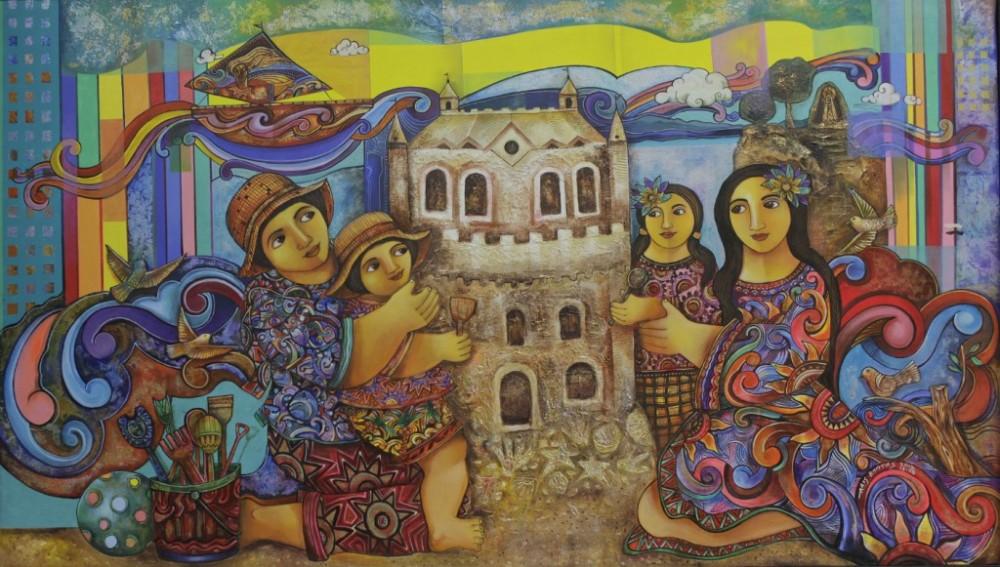 Updated Page for #ArisBagtas #ArtCollection #FilipinoArtist #FilipinoArt #ArtPh via #MacuhaArtGallery - Written by me - #JenniferBichara