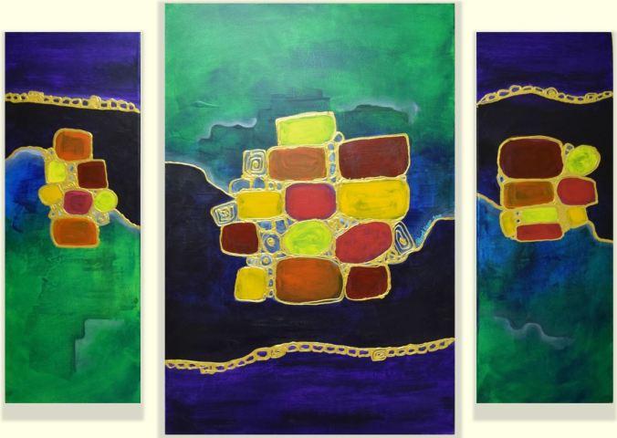 Glad Eser's #Abstract #EnergyArt #AbstractExpressionism #AbstractEnergyArt #AbstractEnergyArtist #AbstractEnergyArtworks #EnergeticAbstraction #ColorfulEnergyArt #EnergyPaintings #HealingArt #EnergyArtworks #ArtPH #FilipinaArtist www.jennysserendipity.com