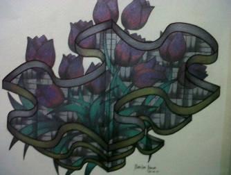 #MarilenBuan and her #PuzzleArt #Puzzle #Puzzles #ArtJigsawPuzzle #JigsawPuzzle #JigsawPuzzleArt #PuzzleArtist #ArtJigsaw #Art #ArtPh www.jennysserendipity.com