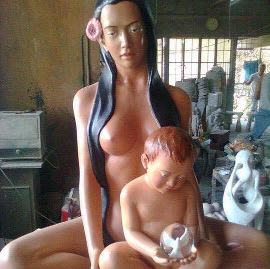 #MerlitoGepte Award Winning #FilipinoSculptor #Sculpture #ArtPH www.jennysserendipity.com
